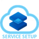 Service Setup (interworks.cloud DRaaS - Acronis Hosted)